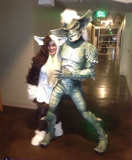 Scary-Halloween-Costume-Ideas-For-Couples-2013-2014-9 Halloween - terrifying halloween costume ideas
