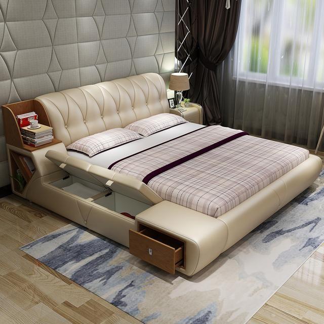 傳統大床已過時 今年流行的是榻榻米床 多功能讓你大開眼界 太舒適漂亮了 愛經驗 Bedroom Furniture Design Quality Bedroom Furniture Bed Furniture Design