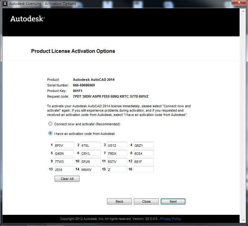 keygen for autocad 2014 32 bit free download