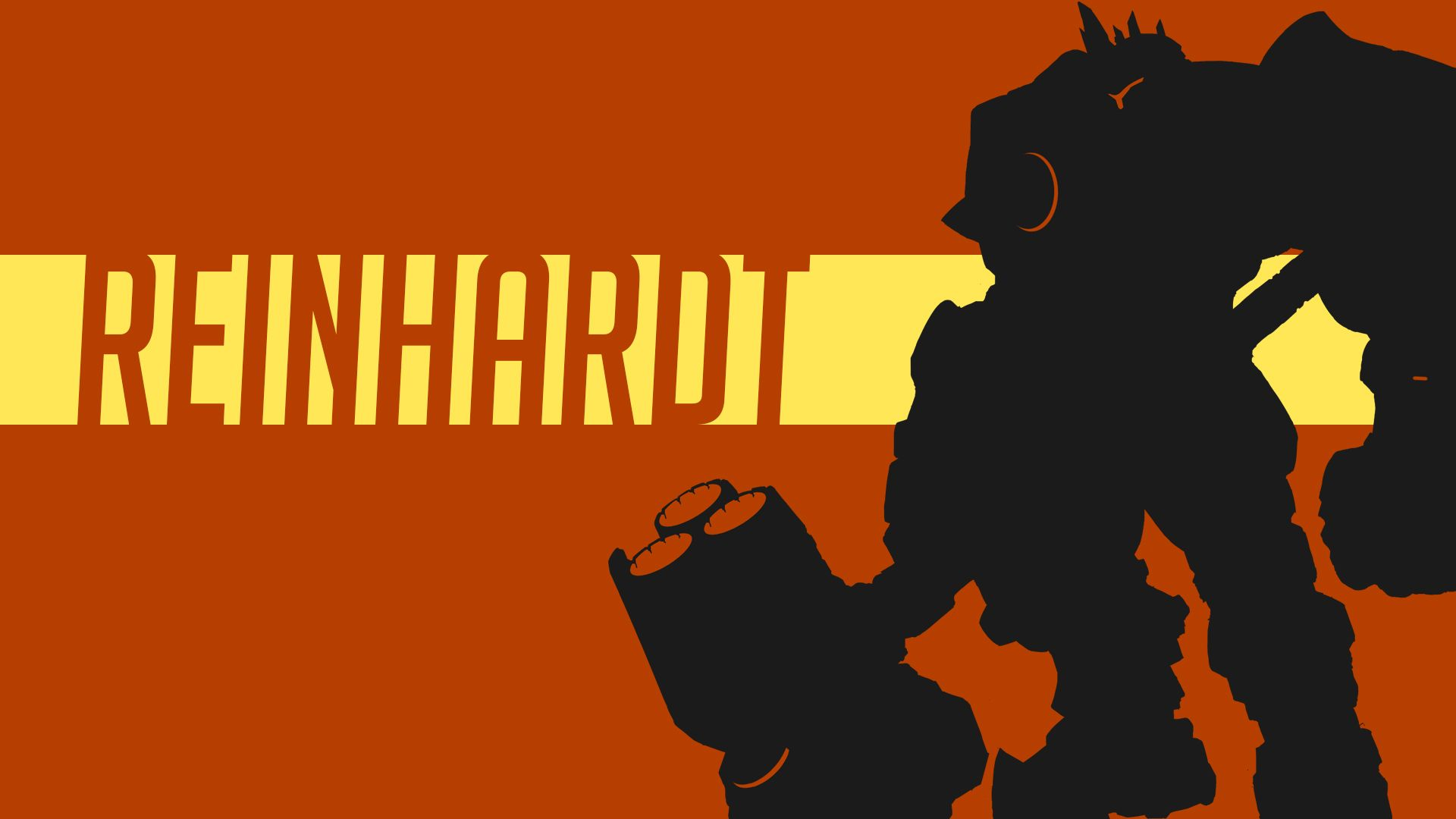 Video Game Overwatch  Reinhardt Wallpaper