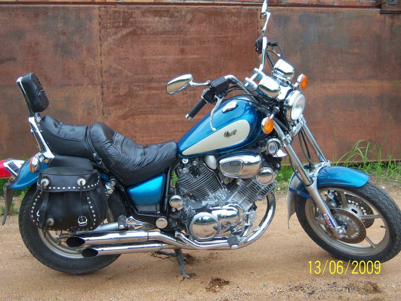 1995 yamaha xv1100 virago motorbike yamaha yamaha. Black Bedroom Furniture Sets. Home Design Ideas