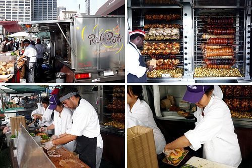 Roli Roti Food Truck Charcuterie And Design Ideas Page Food