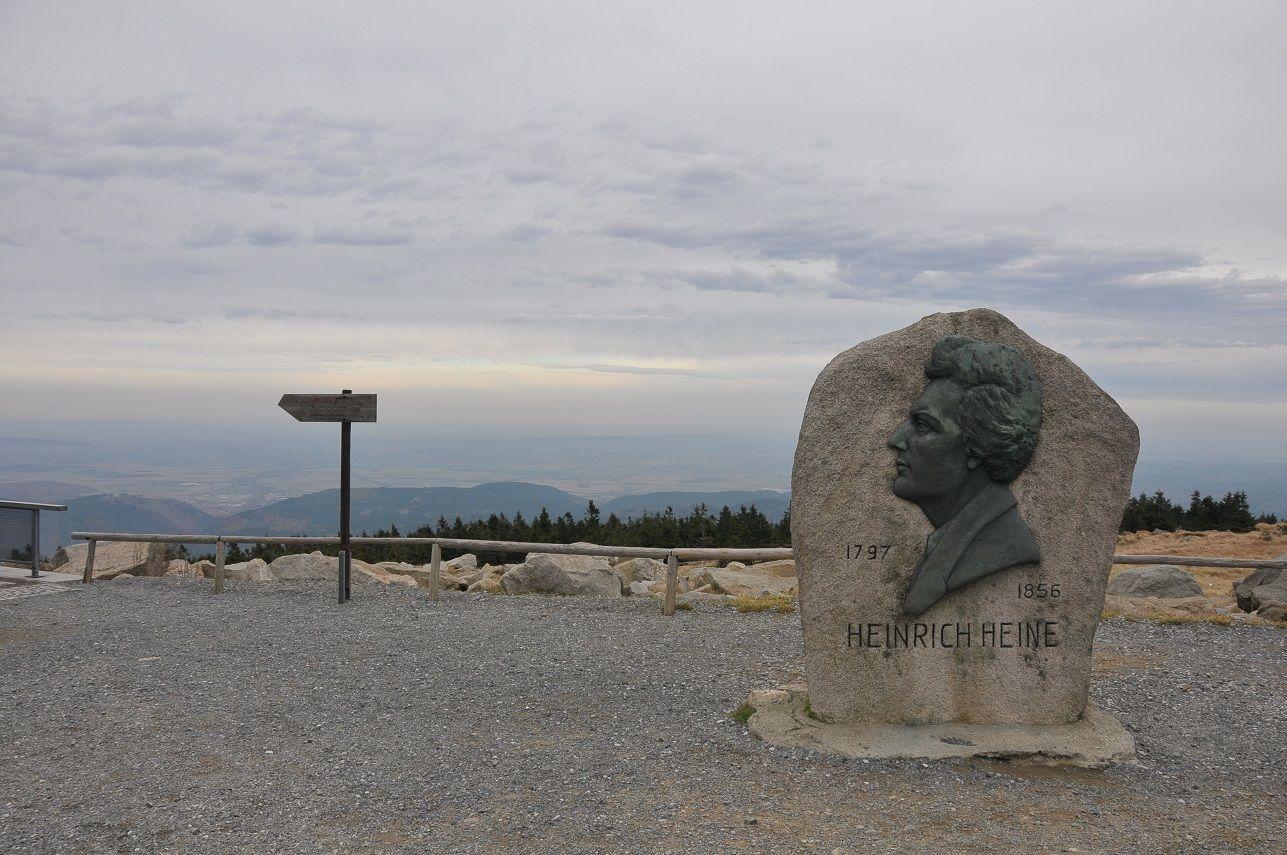 auf dem Brocken (1142m)
