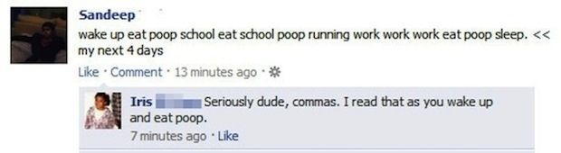 The 35 Dumbest Things Ever Said On Facebook