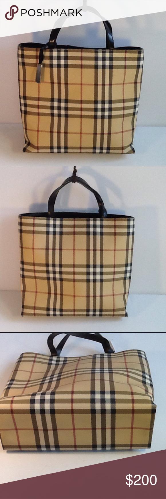 Burberry Bag Dimension