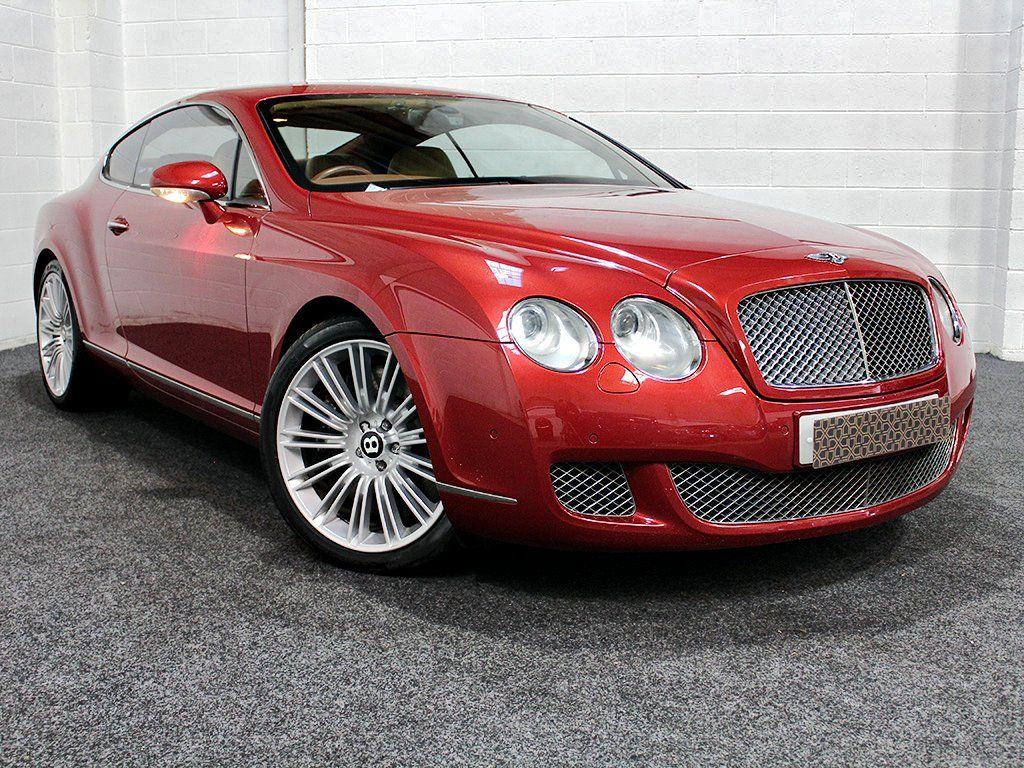 2008 Bentley Continental Gt Speed 49 750 Bentley Continental Gt Speed Used Bentley Bentley Continental