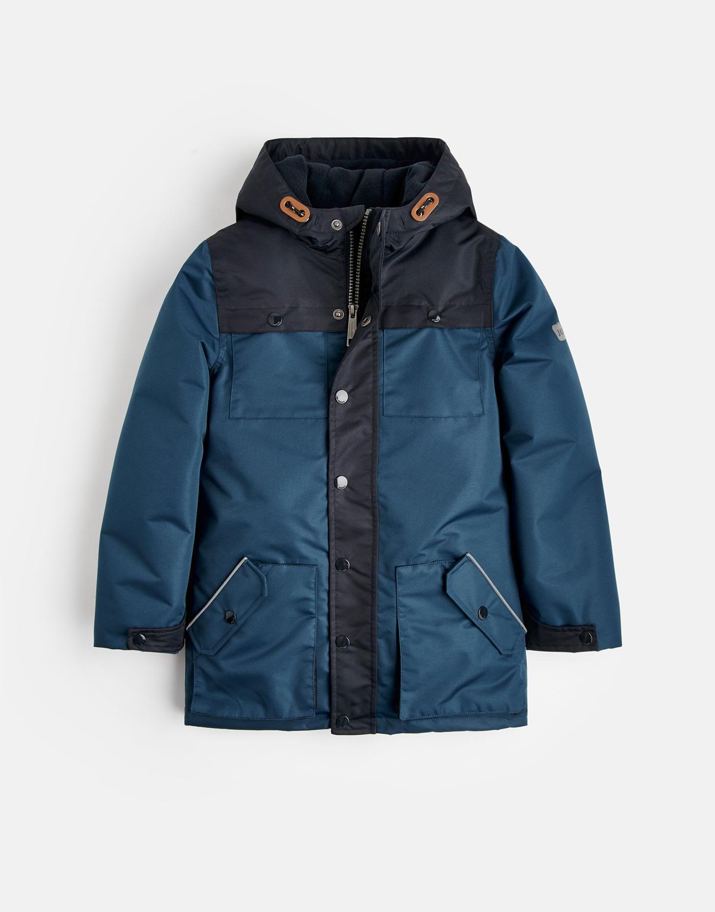 Joules Boys Playground Coat