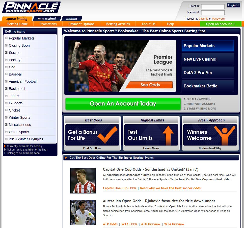 Sports betting sites that accept us players us betting lines explained further