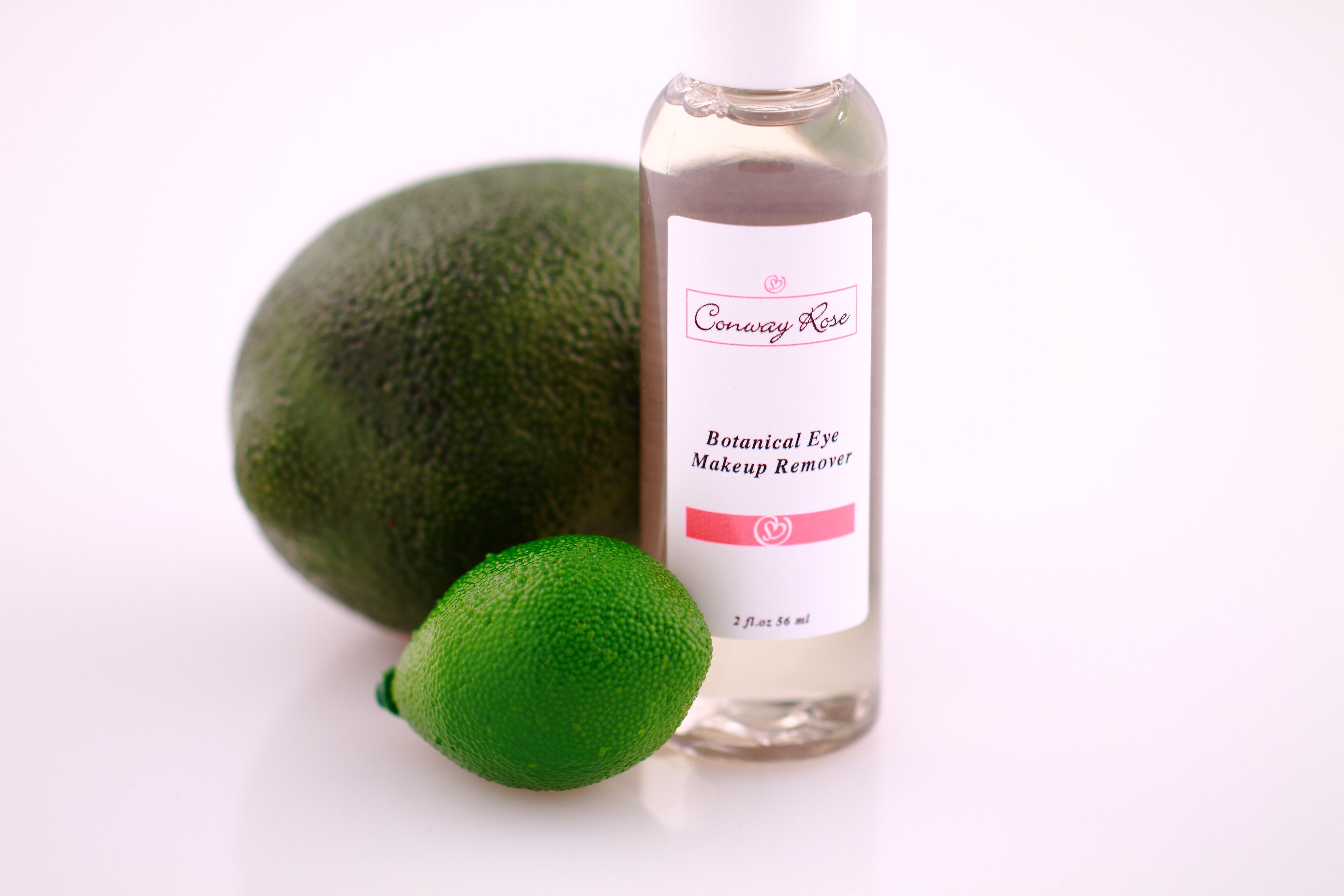 Botanical Eye Makeup Remover This gentle, nonsolvent