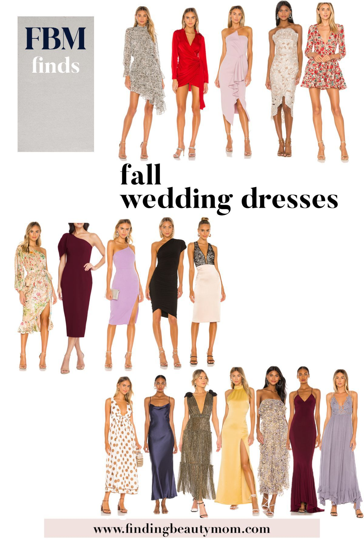 Fall Wedding Guest Dress Favorites Finding Beauty Mom Fall Wedding Guest Dress Fall Wedding Guest Guest Dresses [ 1800 x 1200 Pixel ]
