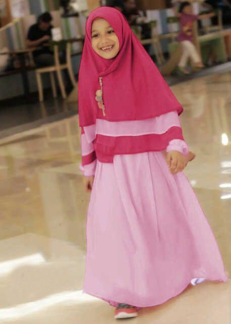 Baju Gamis Syar I Anak Model Baju Muslim Saat Ini Ada Beribu Ribu