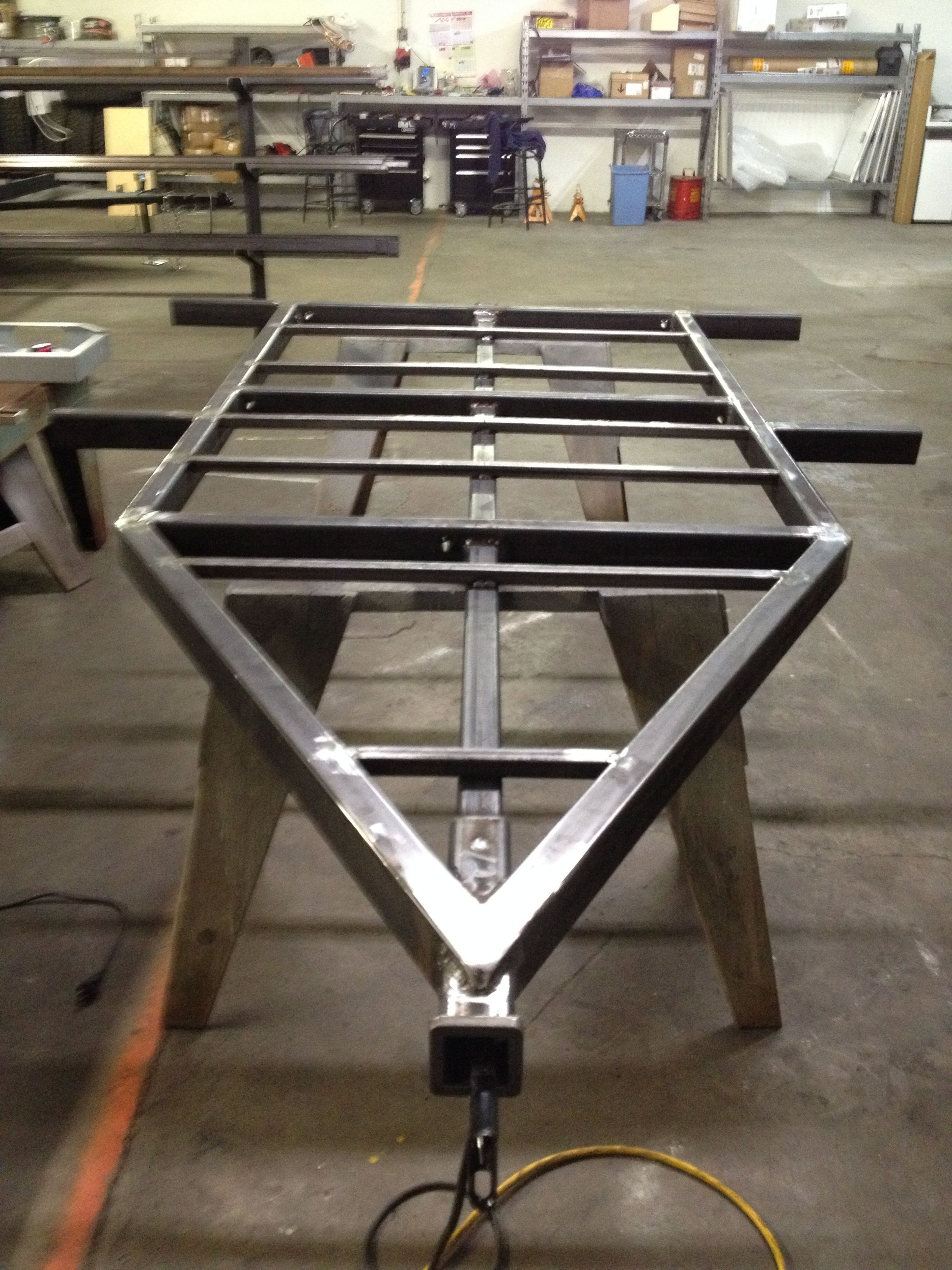 Designing And Building The Proper Frame For Any Special Use Trailer Lengthening Car Page 2 Pirate4x4com 4x4 Offroad Took Us Down A