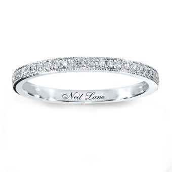 Womens Wedding Rings with Diamonds Neil lane bridal White gold