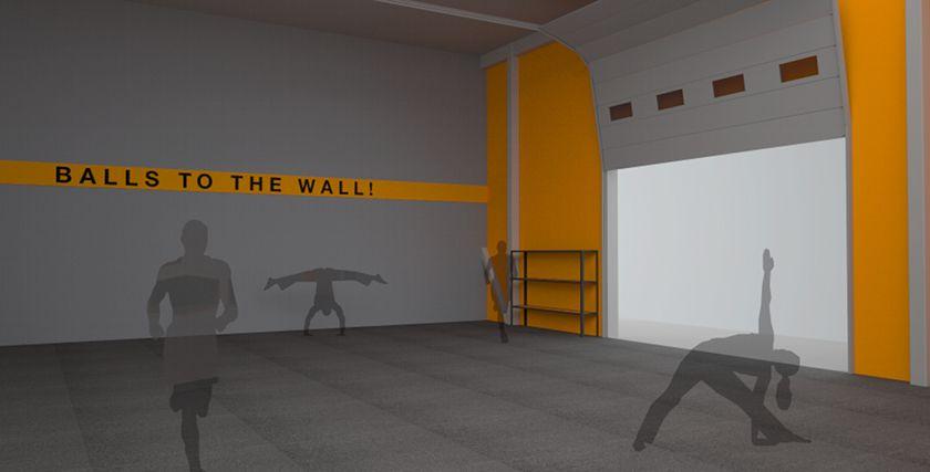 Resultado de imagen para design interior crossfit | Gym references ...