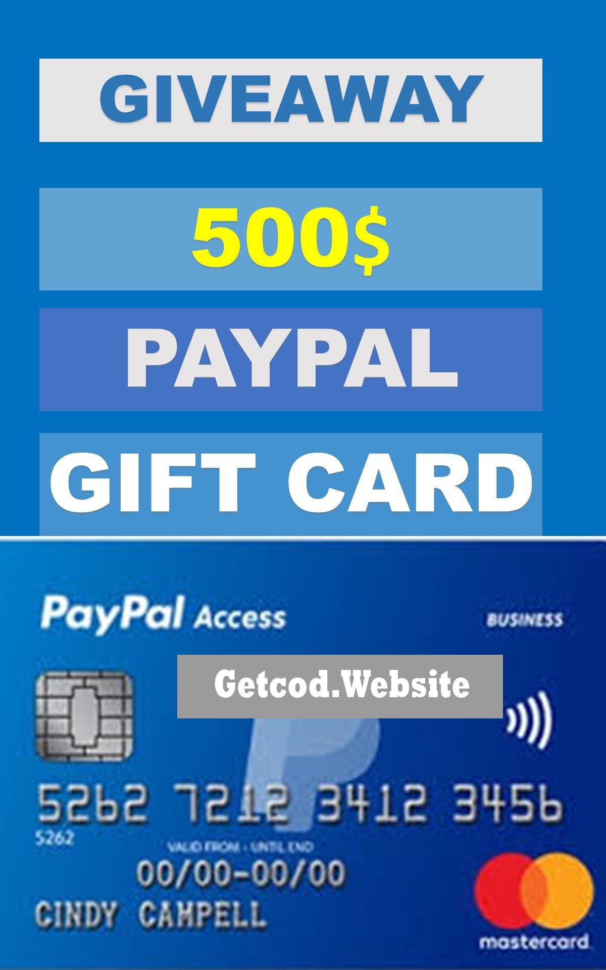 Paypal Gift Card Image By Free Gift Card On Paypal Gift Card In