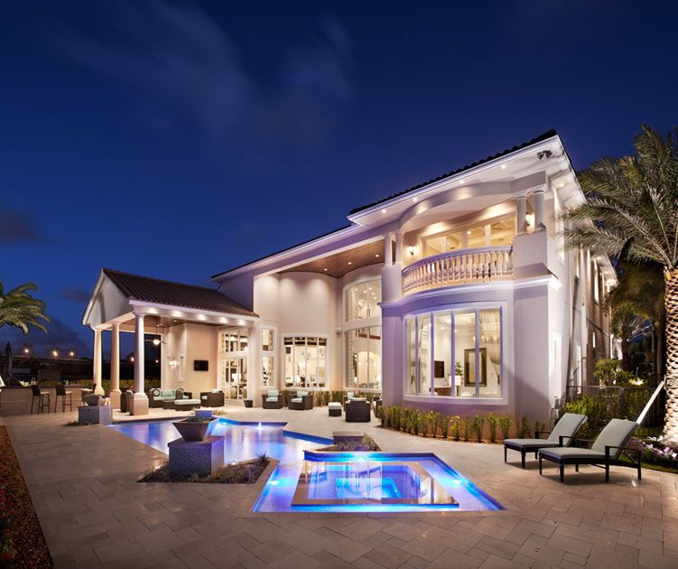 Design Your Own Luxury Home: Admirals Collection