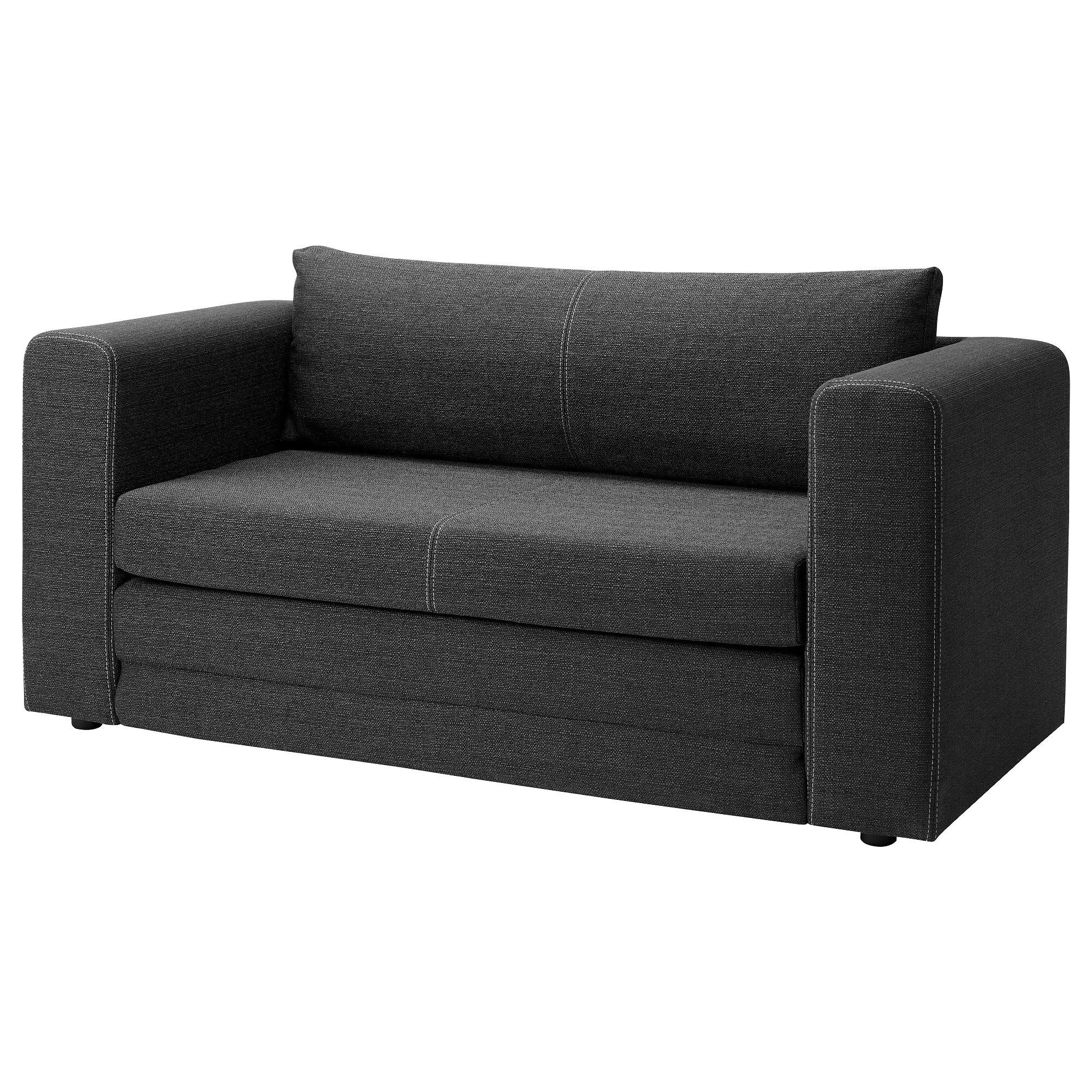 Askeby 2er Bettsofa Grau Ikea Deutschland Bettsofa