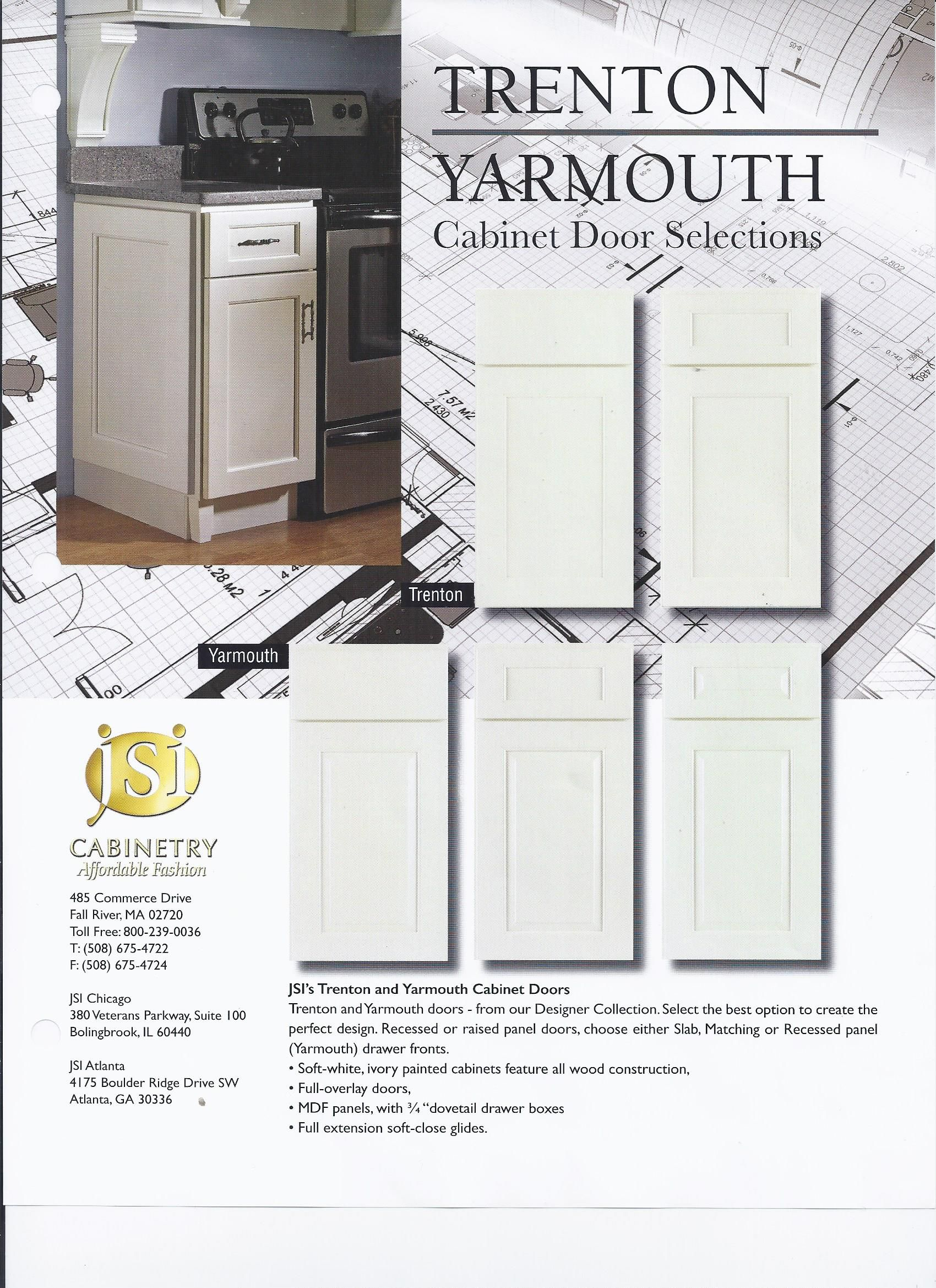 New Kitchen Cabinet Lines from JSI Cabinetry  Cabinets