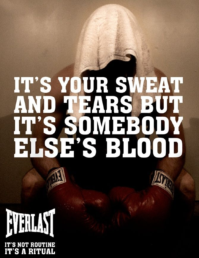 Everlast Boxing Google Search Boxing Quotes Fighting Quotes Krav Maga
