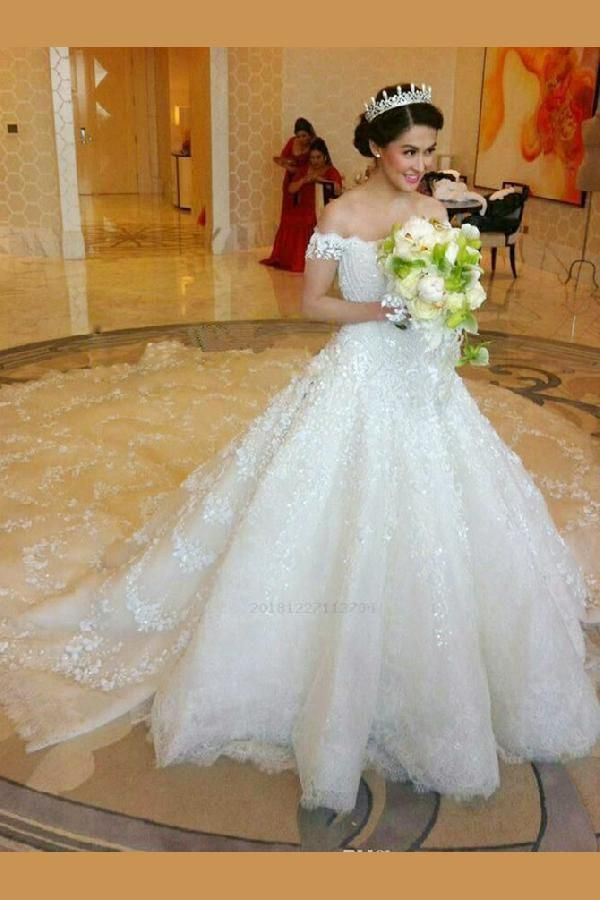 Customized Great Ball Gown Wedding Dress, Wedding Dress ...