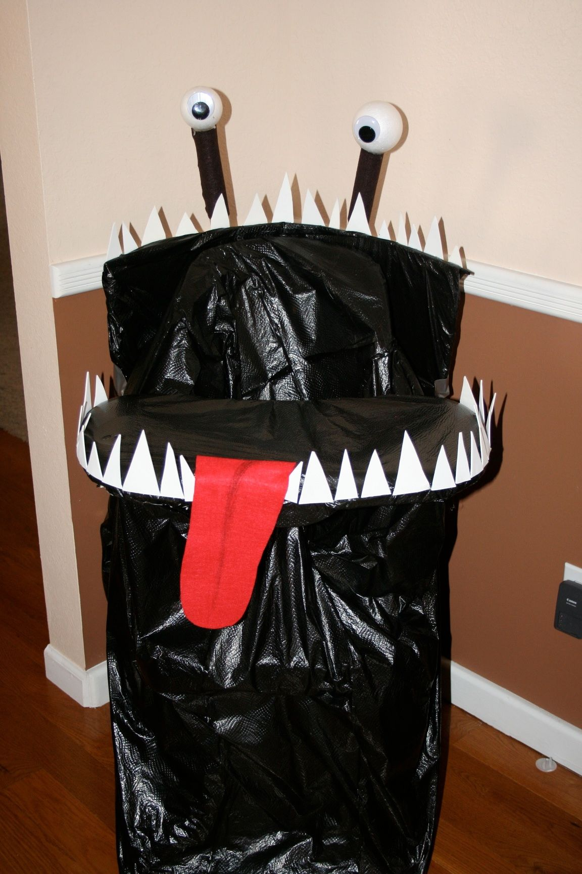 First High Chair Invented Extra Large Bean Bag Chairs Birthday Decorated With The Monster Theme