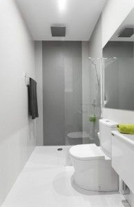 Compendious Minimalist Bathroom 22