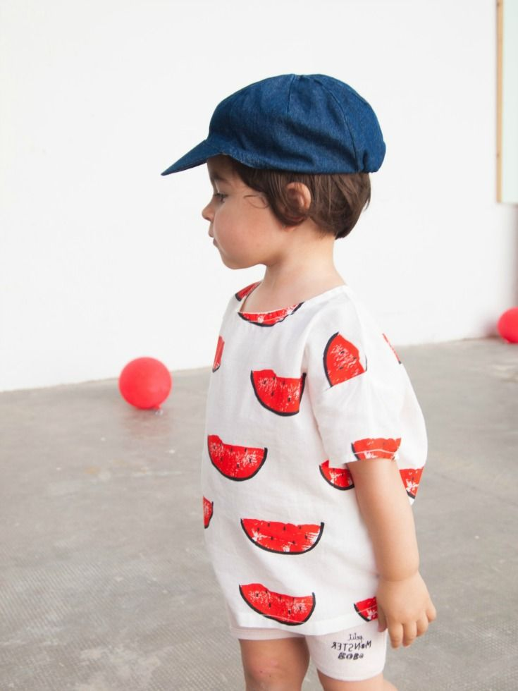 687cec72a02 First Look  Bobo Choses SS15 - Petit   Small
