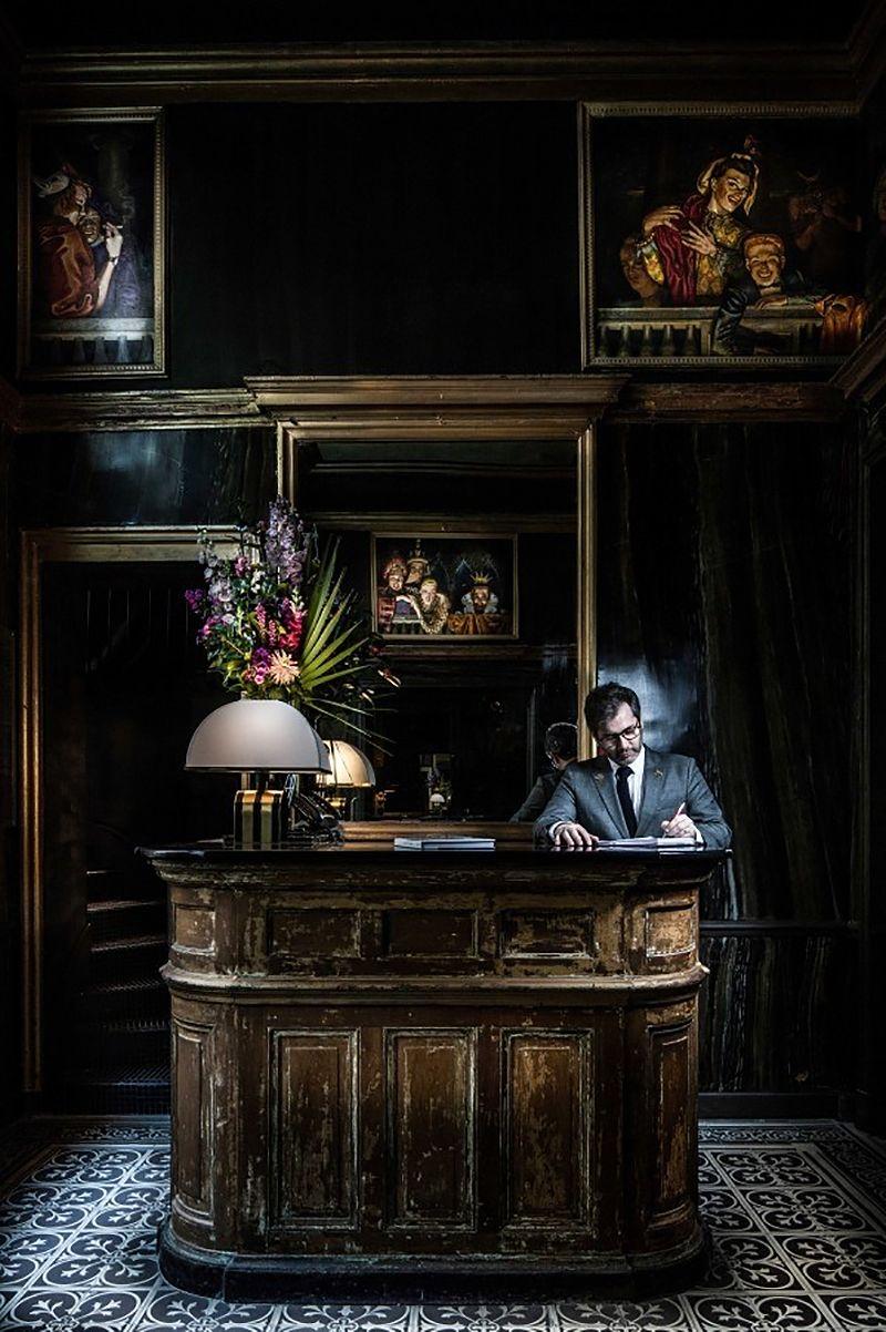 Parisian Icon Reborn Les Bains Douches Coup De Ur