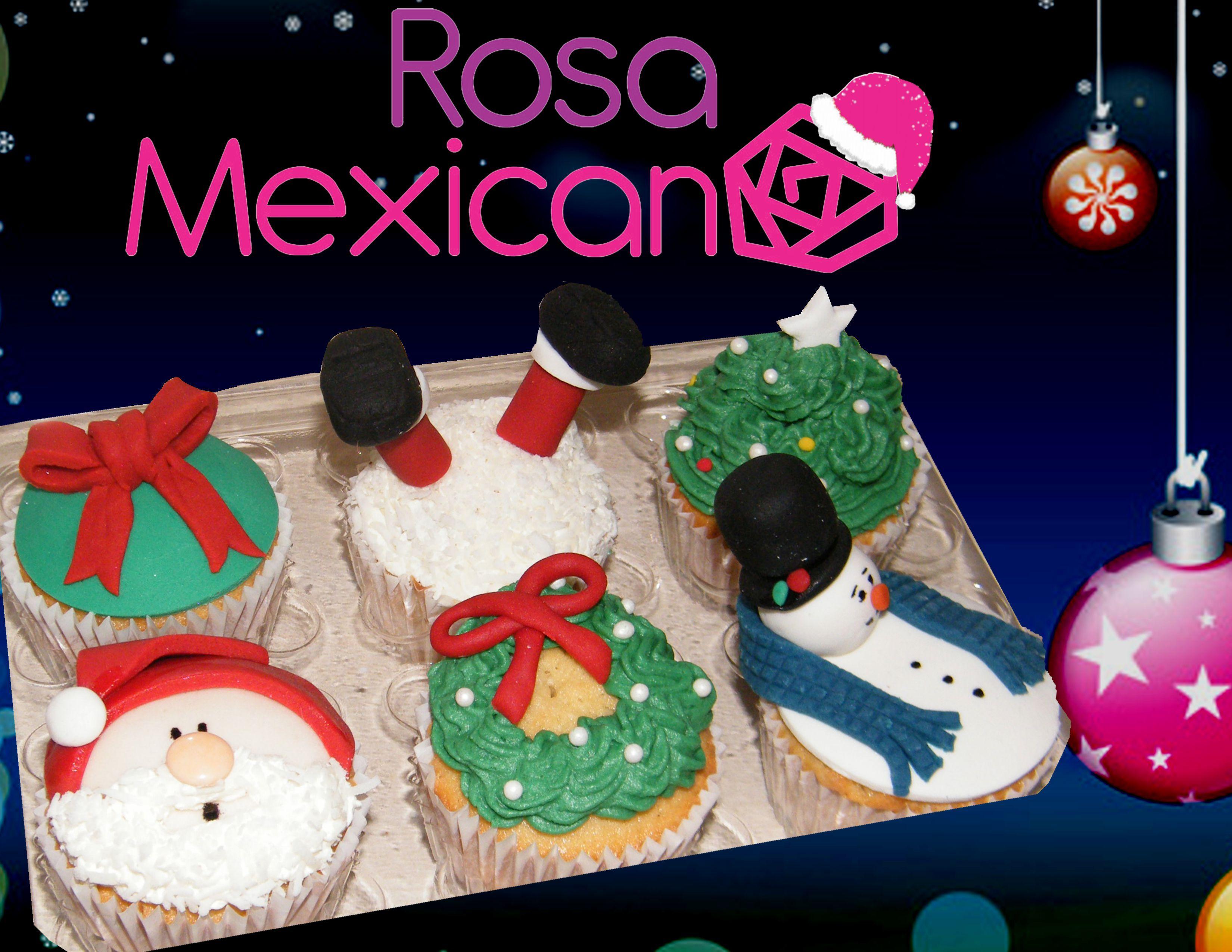 Cupcakes de fondant y betún, deliciosos, lindisimos, se pueden rellenar!
