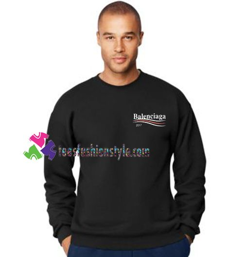 2be5910c58 Balenciaga 2017 Sweatshirt Gift sweater adult unisex cool tee shirts ...