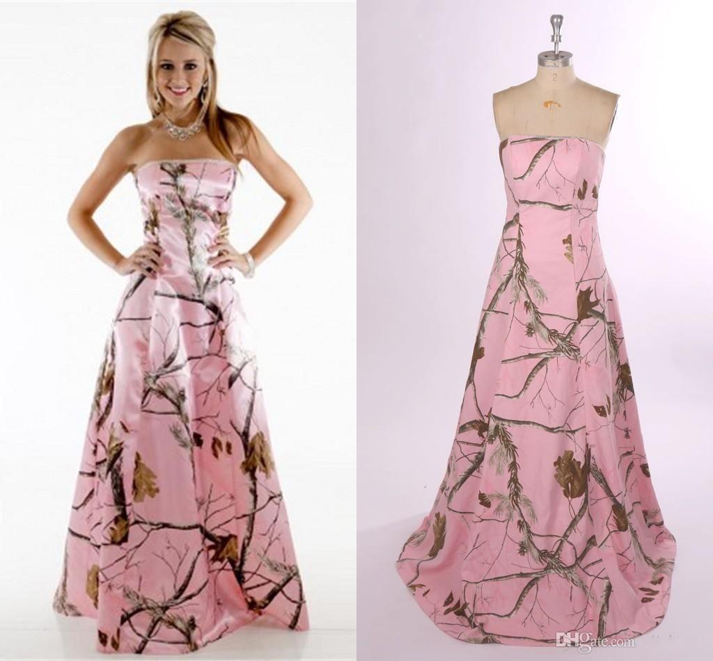 Cheap camo wedding dresses images