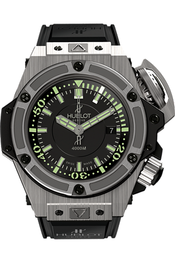 #Hublot Oceanographic 4000 #diver #diving #sea #ocean #watch