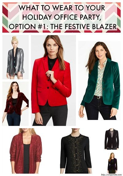 60ef7881aed What to Wear to Your Holiday Office Party