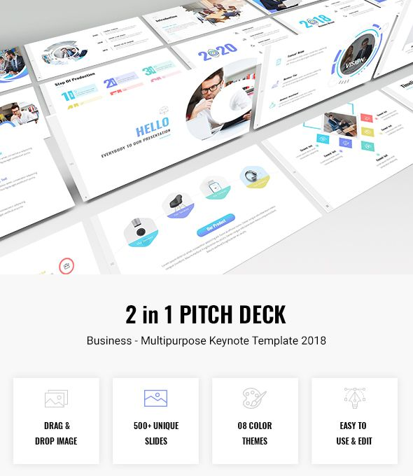 Bundle 2 in 1 pitch deck multipurpose keynote template 2018 bundle 2 in 1 pitch deck multipurpose keynote template 2018 keynote template and presentation templates accmission Choice Image