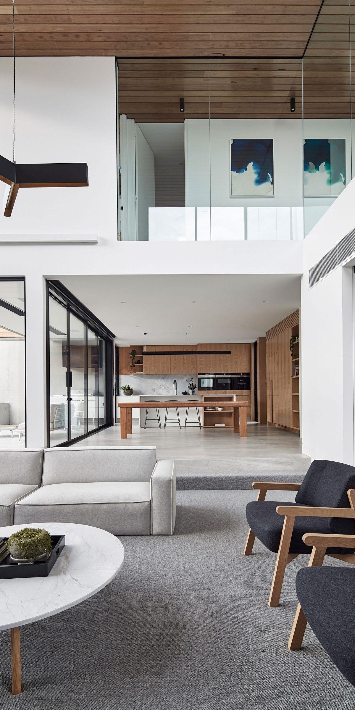 Bdg Style Idaho Project Kitchen: Modern Houses Interior, Minimal Interior Design
