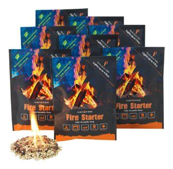 #Amazon: $1.5: Instant Fire Starter #LavaHot http://www.lavahotdeals.com/us/cheap/instant-fire-starter/75913