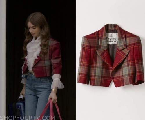 Emily in Paris: Season 1 Episode 8 Emily's Red Pla