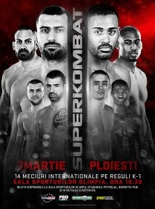 Superkombat WGP Fightcard