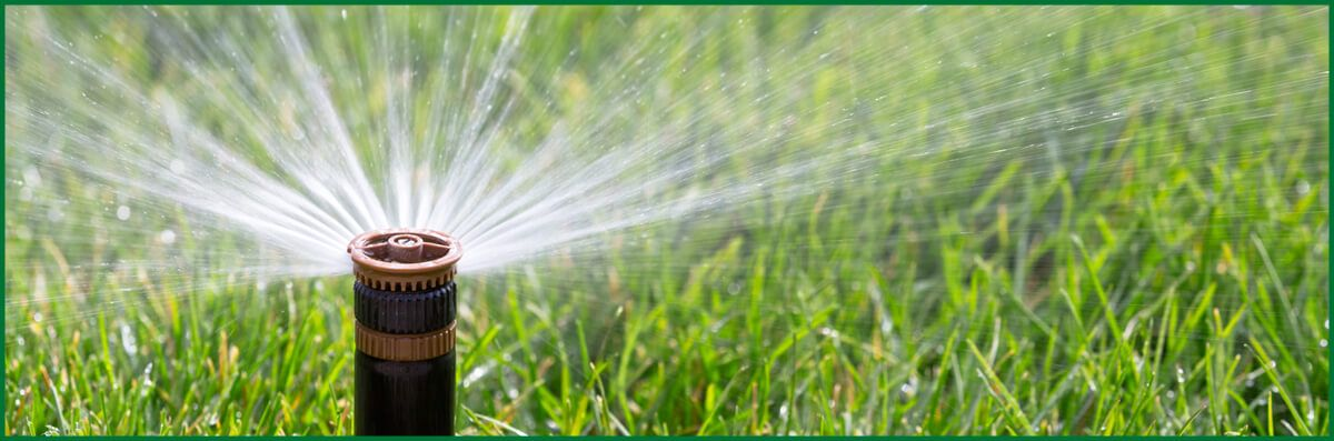 Sprinkler Systems Can Sometimes Become Damaged Due To Wear Time