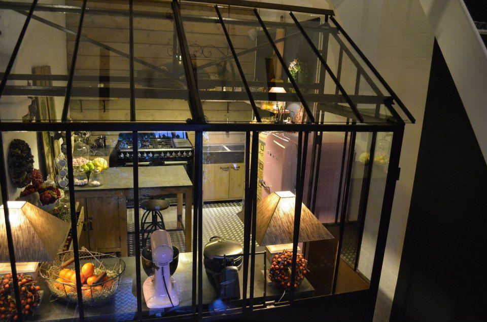 Serre of maisons du monde vintage retro pinterest interiors - Serre maison du monde ...