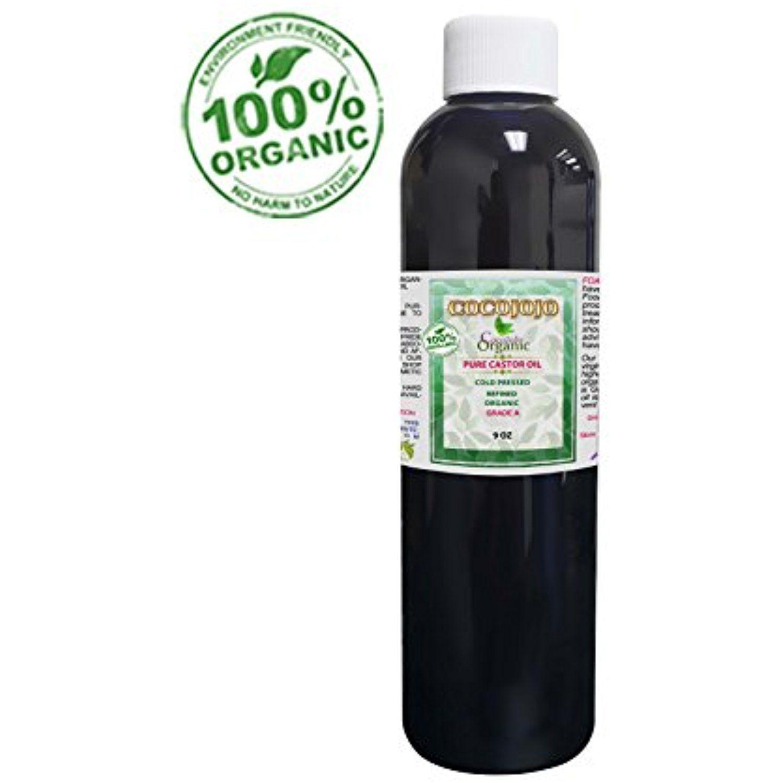 Pure castor oil hair skin nails cuticles dry skin oz organic