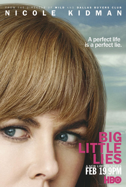 Big Little Lies Poster Nicole Kidman Big Little Lies Big Little Nicole Kidman