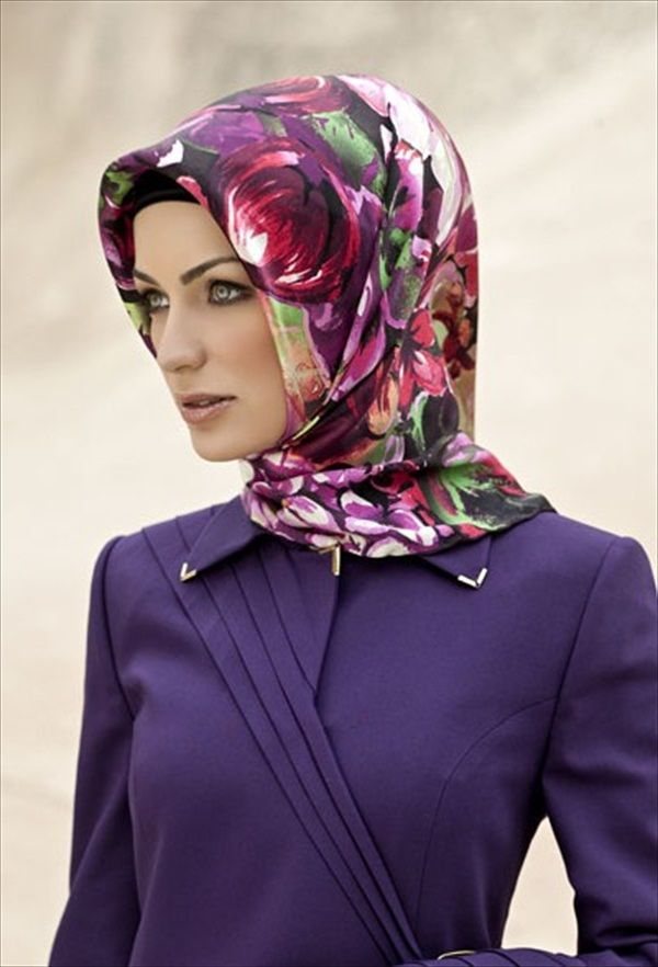 25+ Modern And Trendy Hijab Styles