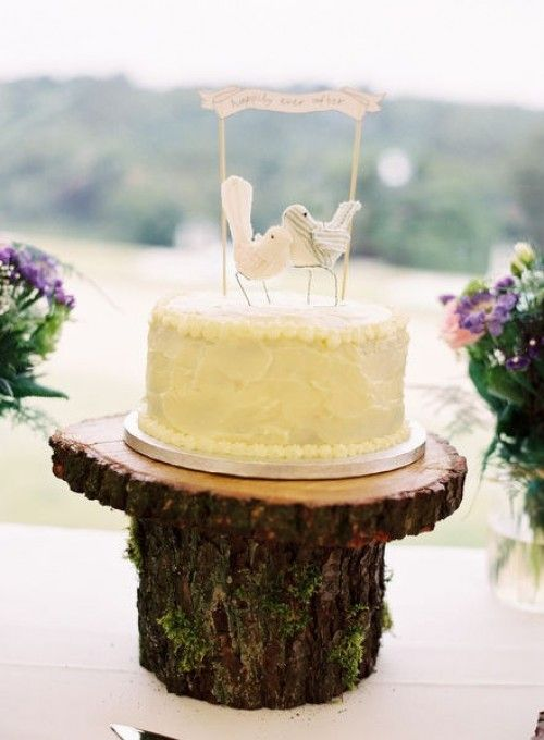 Tree Stump Wedding InspirationSeptember 4, 2013 Posted by ...