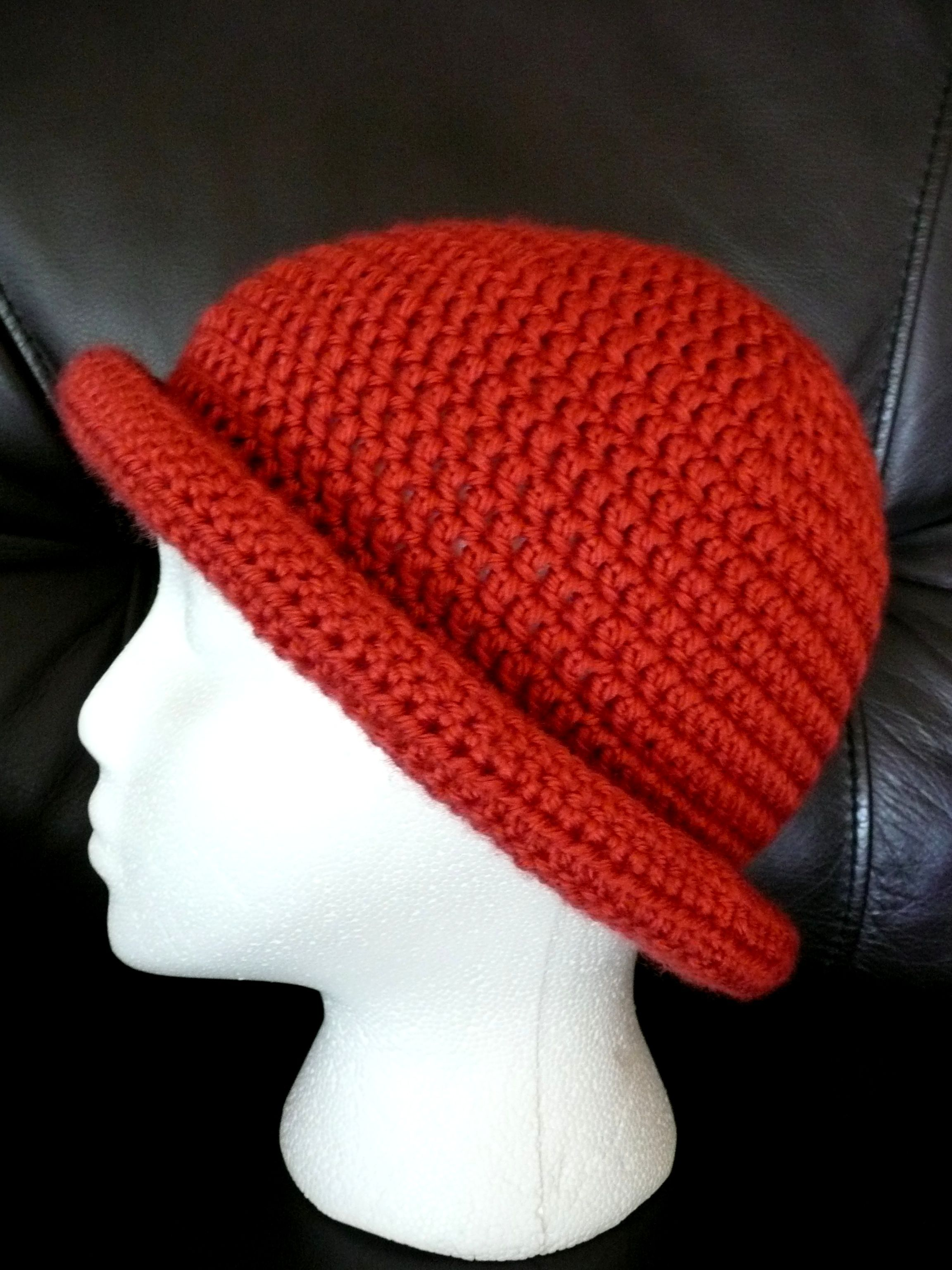 Chemo Hat free on-line knitting patterns - free on-line crochet ...
