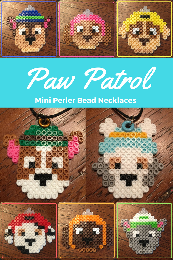 Billedresultat For Paw Patrol Perler Beads 5