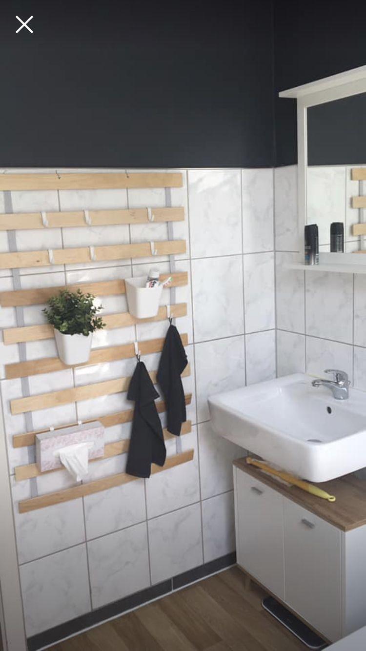Lattenrost IKEA   Neue badezimmerideen, Badezimmerideen ...