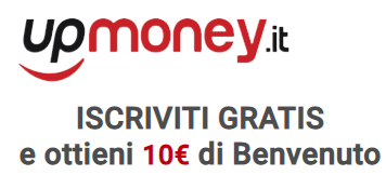 Up Money Guadagna con i tuoi acquisti