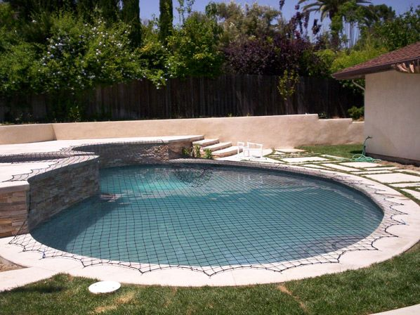 Swimming Pool Safety Nets Secure Your Pool With All Safe Swimming Pool Safety Pool Safety Net Safe Pool