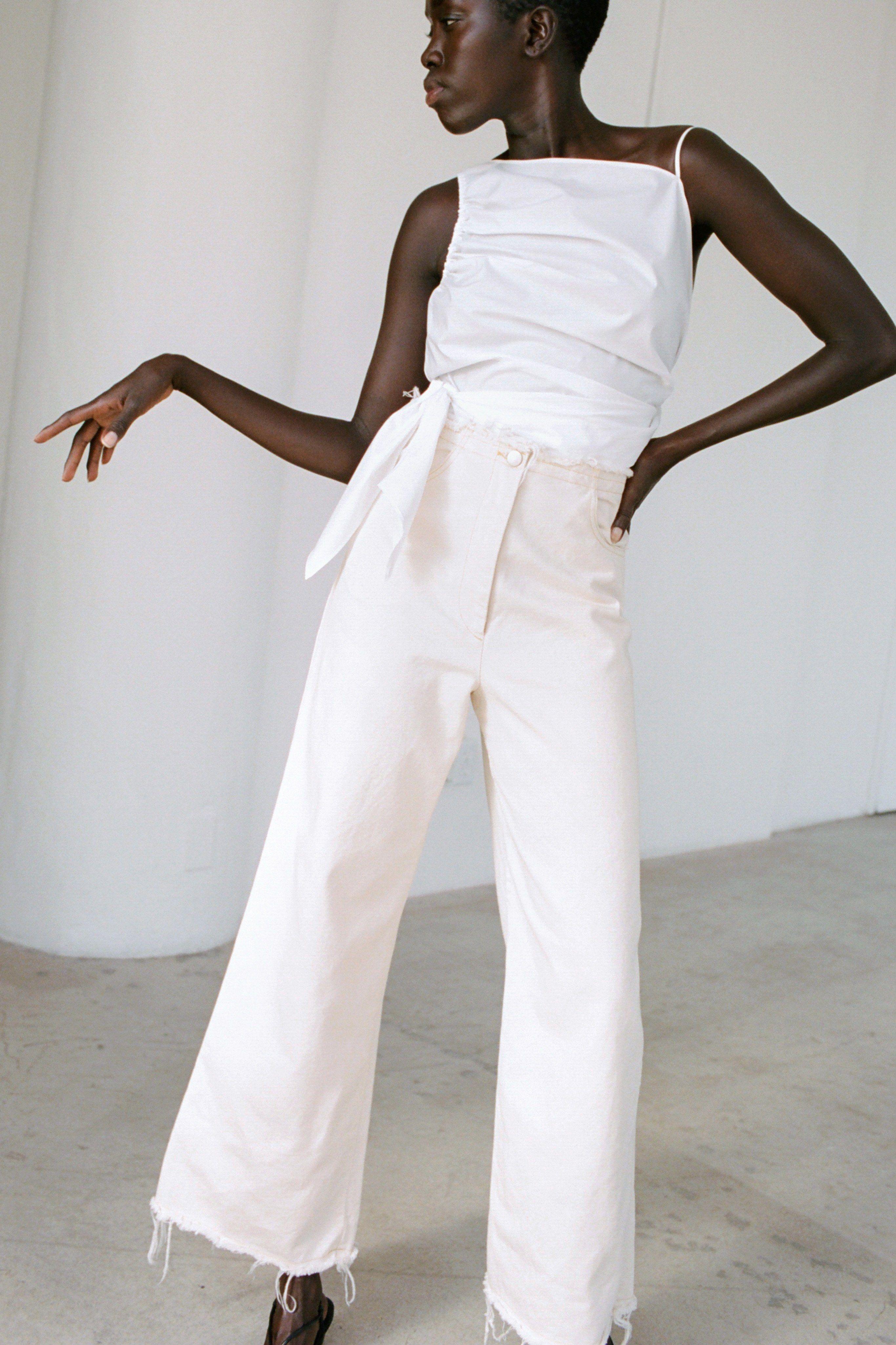 Photo of Shaina Mote Spring 2019 Ready-to-Wear Fashion Show